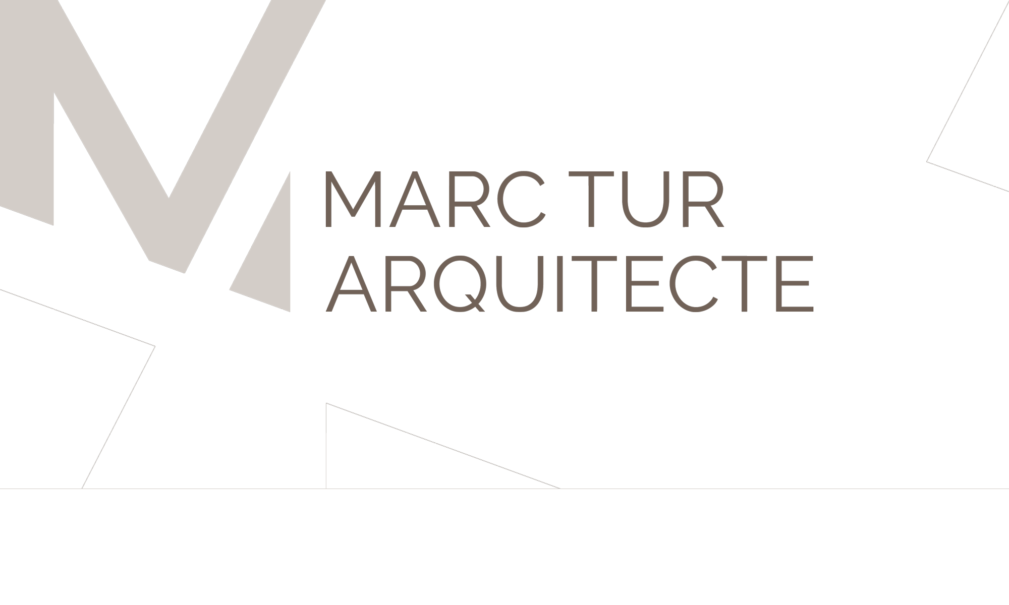 Marc Tur Arquitecte